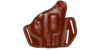 CHIAPPA RHINO – 2″ Leather Pancake Holster   Brown   200DS (791.012)