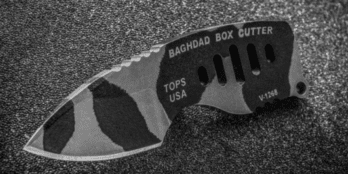 TOPS – Baghdad Box Cutter with Camo finish
