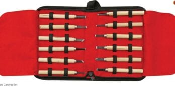 Rough Rider – Hand Carving Set