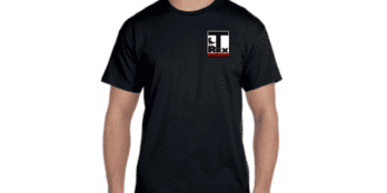 T-REX SMALL ARMS T-Shirt | Adult | Black